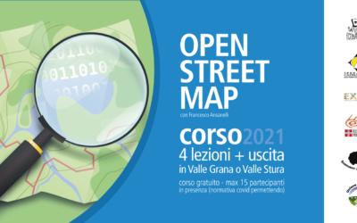Mapping party all'Ecomuseo a conclusione del corso su OpenStreetMap