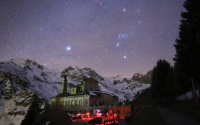 LA VALLE GRANA ALL'ATTENZIONE DELL'UNESCO CON LO STUDIO 'WESTERN ALPINE AND GRANA VALLE SKY SANCTUARY, ITALY'